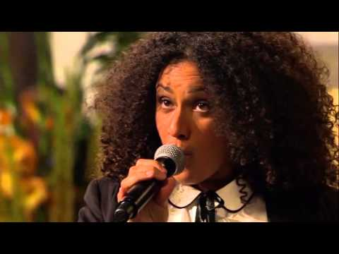 Sharon Kips - Oh Happy Day (Live  Nederland Zingt 26 oktober...