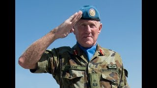 As he prepares to leave, UNIFIL head credits existing peace to the parties