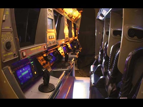 Disney World Mission Space Full Ride Pov Epcot Disney