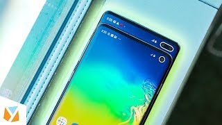 Samsung Galaxy S10, S10 Plus Hands-on Review: Functional Form