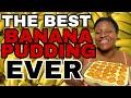 HOW TO MAKE BANANA 🍌 PUDDING TAMPA, FL STYLE