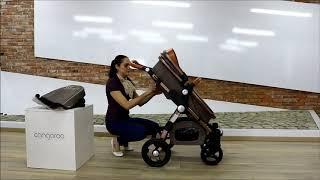 "Функции на количка CANGAROO ""Luxor""/ Functions of stroller CANGAROO ""Luxor"""