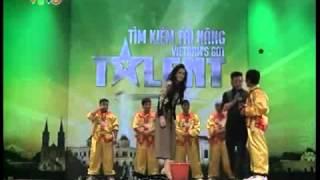 Tìm kiếm tài năng Việt 2/12/2012 full