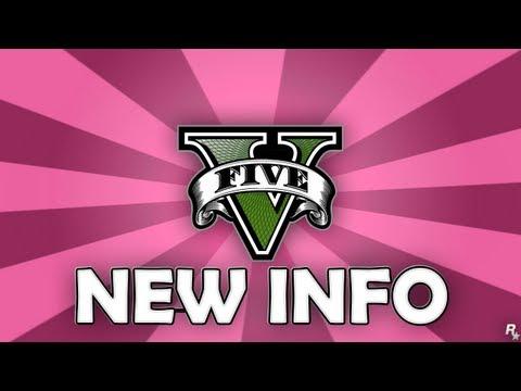 GTA 5 – NEW Information on Crews!