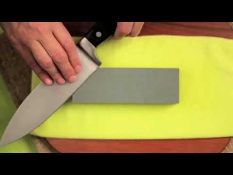 Larousse cocina c mo afilar un cuchillo youtube - Mejores cuchillos de cocina ...