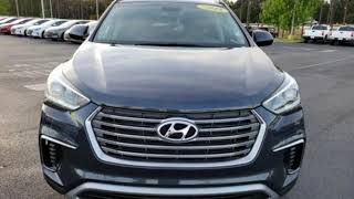 Used 2018 Hyundai Santa Fe Mobile AL Daphne, AL #P6674
