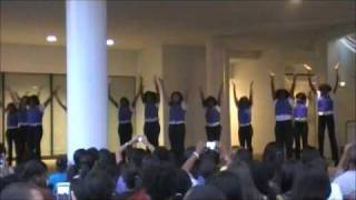 Ngambika pt. 1 - Essence of Emory 2011 (Showtime at Emory)
