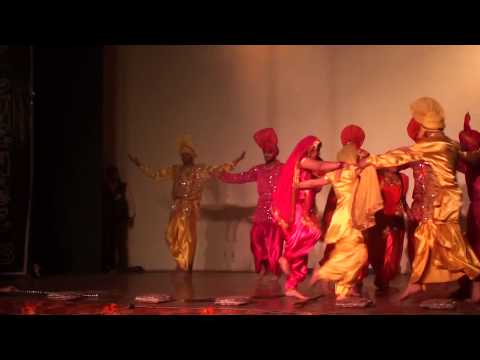 Bhangra Dance @ Confluence 13 National Institute of Technology Kurukshetra