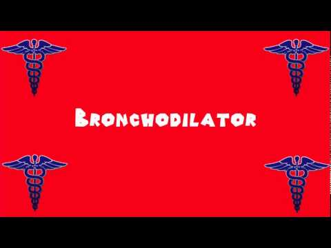 Learn how to pronounce medications