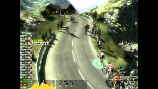 Pro Cycling Manager 2012: Le Tutorial. Comment réussir un écrémage en montagne! #4
