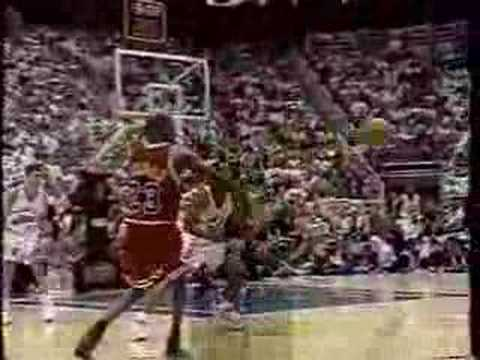 Michael Jordan 1997 Finals: Gm 5 Vs. Jazz,