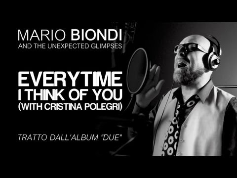 Mario Biondi ft. Cristiana Polegri - Everytime I think of you...