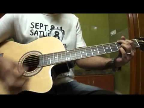 Haal E Dil Acoustic   Murder 2 Guitar Cover