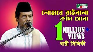 লোহারে বানাইলা কাঁচা সোনা | Bari Siddiki Song | Impress Audio Vision