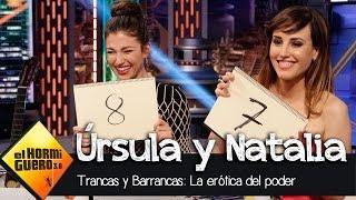 download musica La erótica del poder con Úrsula Corberó Natalia de Molina Trancas y Barrancas - El Hormiguero 30