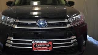 Certified 2017 Toyota Highlander Hodgkins IL Chicago, IL #P8376
