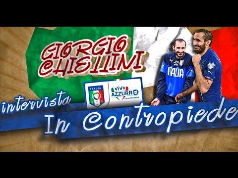 (ESCLUSIVO) Giorgio Chiellini - Intervista in Contropiede