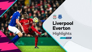Highlights: Liverpool v Everton | Premier League