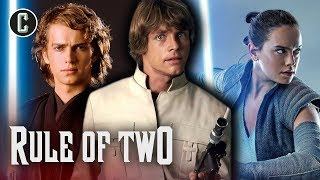 Star Wars Q + A on Rule of Two! - Rule of Two