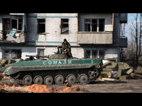 Ukraine: Living Inside a War Economy