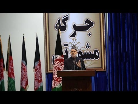 US warns Karzai 'sign or we leave Afghanistan'