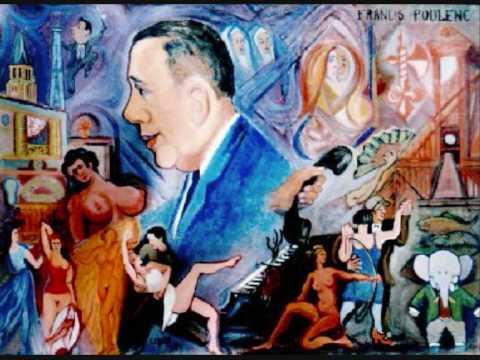 Poulenc Improvisation no. 12 in Eb hommage a Schubert Pascal Rogé