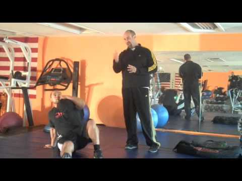 MMA Sandbag Training Workouts | MMA Sandbag Workout for Strength Image 1