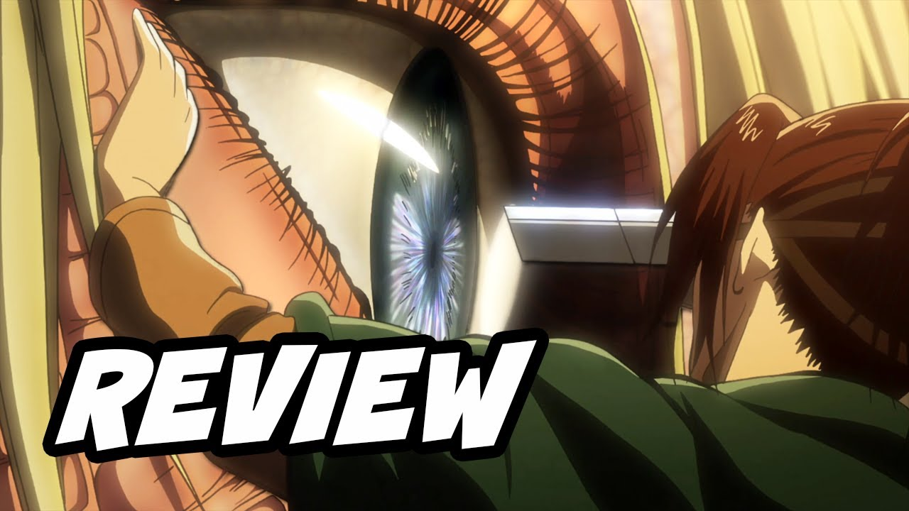 Attack on Titan Episode 24 進撃の巨人 Review - Eren Jaeger VS ...