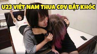 Ohsusu Bật Khóc Khi U23 Việt Nam Trượt Ngôi Vô Địch U23 Châu Á 2018 || U23 VIỆT NAM - U23 UZBEKISTAN