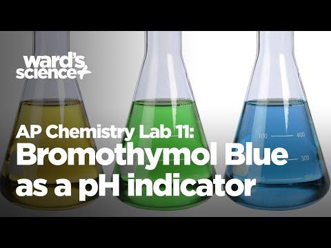 Ap Chemistry Lab 11 Bromothymol Blue As A Ph Indicator