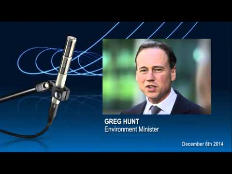 Alan Jones rips into Greg Hunt     01:47