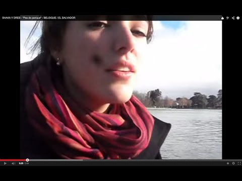 Shaka Y Dres -  pas De Panique  - Belgique   El Salvador video