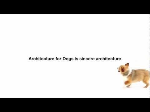 犬の為の建築、いかがですか?