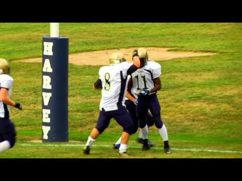 Dwight Englewood vs The Harvey School Highlights 2014 - 09/23/2014