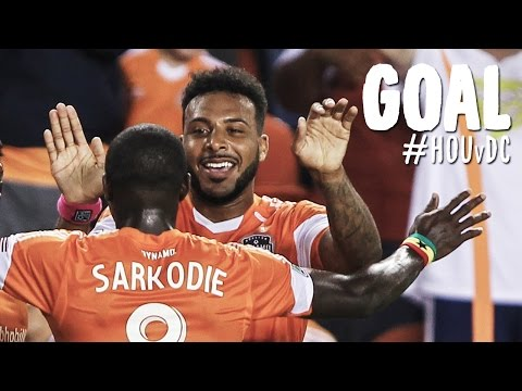 PK GOAL: Giles Barnes pulls one back from the spot | Houston Dynamo vs. D.C. United
