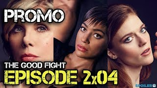 """The Good Fight 2x04 Promo """"Day 429"""""""