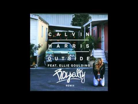 [Future Bass] Calvin Harris Ft. Ellie Goulding - Outside (ROYALTY Remix)