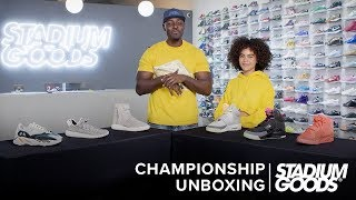 "Air Yeezy vs. Yeezy Boost: Which Is Better? | Stadium Goods ""Championship Unboxing"""