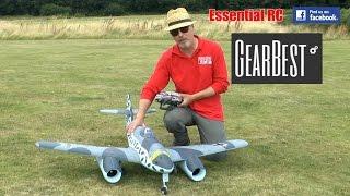 Dynam ME-262 twin EDF jet (GearBest.COM): ESSENTIAL RC FLIGHT TEST