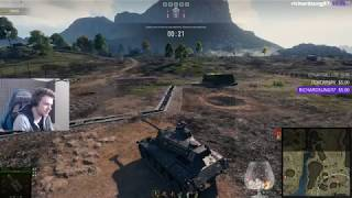 World of Tanks - Frontline Mode Returns and It's Fun!