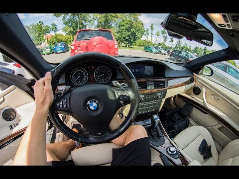 GŁOŚNY WYDECH BMW W MIEŚCIE *REAKCJA LUDZI*