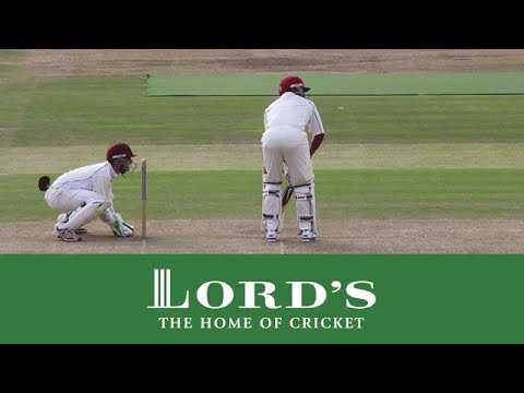 Brian Lara MCC Batting Highlights - Half Century | Match Highlights