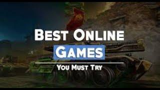 5 BEST ONLINE GAMES EVER!! 😱😱😱😱