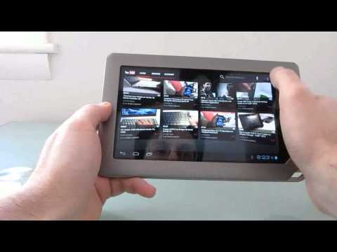 NOOK Tablet with Android 4.0 (CyanogenMod 9 Alpha 0)