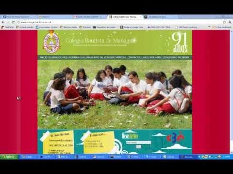 Diseño Web para Colegios o Escuelas