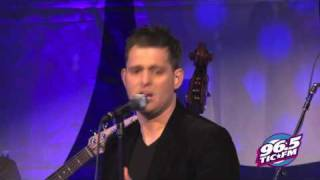 "Michael Buble Video - Michael Bublé - ""Haven't Met You Yet"" (Live)"