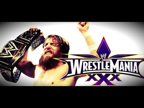 Daniel Bryan Set To Walk Out Of WrestleMania XXX WWE World Heavyweight Champion