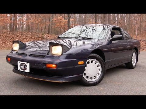 1989 Nissan 240SX SE Fastback Review (Stock): A Unicorn If There Ever Was One!