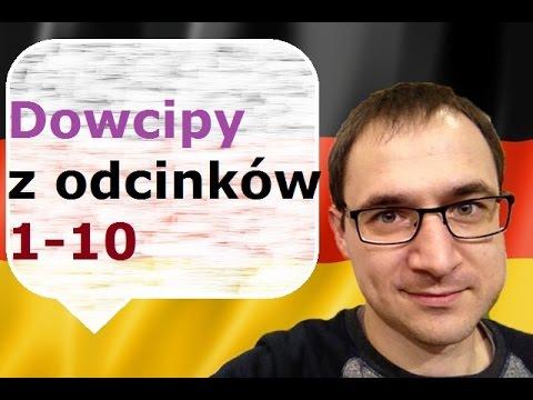 Niemiecki W Parę Minut 15 - Dowcipy Z Odc. 1-10