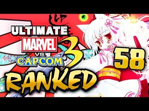 Anime Life - Ep.58 | Ultimate Marvel vs. Capcom 3 | Online - Ranked Matches thumbnail